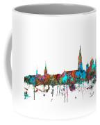 Berne Switzerland Skyline Coffee Mug