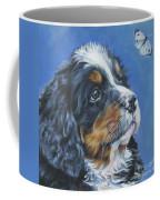 Bernese Mountain Dog Pup Coffee Mug