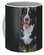 Bernese Mountain Dog Standing Coffee Mug