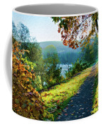 Bernharts Dam Fall 12-25 Coffee Mug