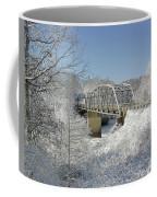 Bert White Bridge Coffee Mug