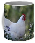 Bertha In The Flowers Coffee Mug