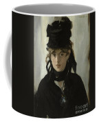 Berthe Morisot With A Bouquet Of Violets Coffee Mug