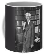 Bertrand Russell Coffee Mug