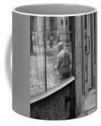Beside The Cafe  Coffee Mug