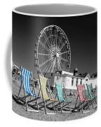 Beside The Seaside Beside The Sea Coffee Mug