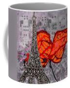 Beside You All The Way Coffee Mug