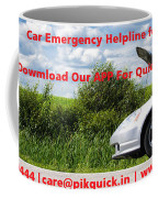 Best And Affordable Car Services Company. Coffee Mug