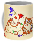 Best Buddies. Pet Series Coffee Mug