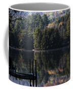 Best Chair At The Pond Coffee Mug