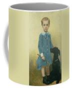 Best Friends Coffee Mug by Aime Nicolas Morot