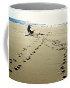 Best Friends At The Beach Coffee Mug
