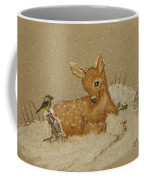 Best Of Friends Coffee Mug by Ginny Youngblood