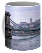 Best View Of Buda Castle Coffee Mug