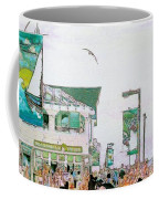 Bethany Beach Circa 2004 Coffee Mug