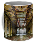 Bethesda Terrace Arcade 3 Coffee Mug