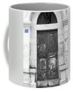Bethlehem - Aged Door Coffee Mug