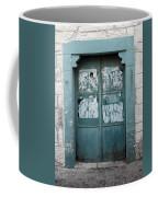 Bethlehem - Blue Door Coffee Mug
