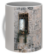 Bethlehem - Nativity Church Window Coffee Mug