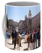 Bethlehem - Nativity Square Demonstration Coffee Mug