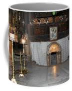 Bethlehem - Woman During Pray Coffee Mug