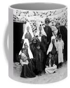 Bethlehem Family In 1900s Coffee Mug