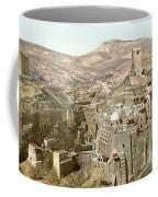 Bethlehem Mar Saba Monastery Coffee Mug