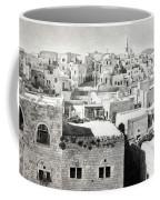 Bethlehem Old Town Coffee Mug by Munir Alawi