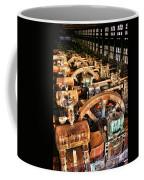 Bethlehem Steel Blower House Coffee Mug
