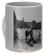 Bethlehem Street Scene 1911 Coffee Mug