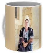Bethlehem Traditional Dress 1940 Coffee Mug