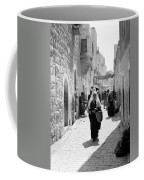 Bethlehemite Going To The Market Coffee Mug
