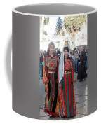 Bethlehemites In Traditional Dress Coffee Mug