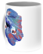Betta Fish Coffee Mug