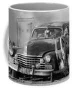 Better Days In Black And White Coffee Mug
