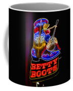 Betty Boots Coffee Mug