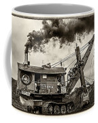 Betty Sue In Bw Coffee Mug