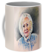 Betty White In Boston Legal Coffee Mug