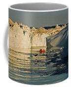 Between Icebergs - Greenland Coffee Mug