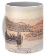 Between Kalabshee And Tafa Coffee Mug