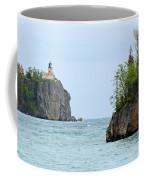 Between Rocks Coffee Mug