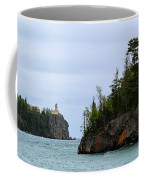 Between Rocks Panorama Coffee Mug