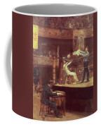 Between Rounds Coffee Mug by Thomas Cowperthwait Eakins