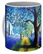 Between The Lavender Fields Coffee Mug