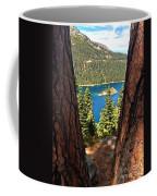 Between The Pines Coffee Mug