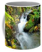 Betwixt The Mossy Rocks Coffee Mug