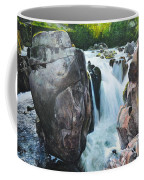 Betws-y-coed Waterfall In North Wales Coffee Mug