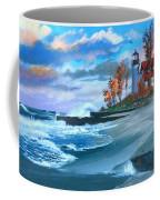 Betzie Lighthouse Coffee Mug