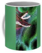 Beware, When You Decide To Swim With The Big Fish Coffee Mug