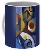 Beyond Blue Coffee Mug